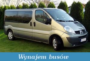 wynajem busów Warszawa